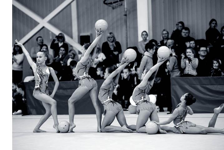 gimnastikos zingsnis pasirodymas 1