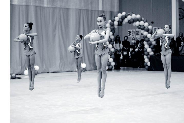 gimnastikos zingsnis pasirodymas 2